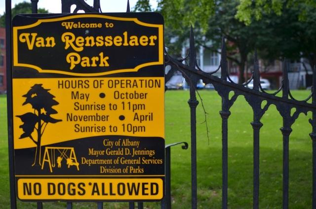 Ven Rensselaer Park